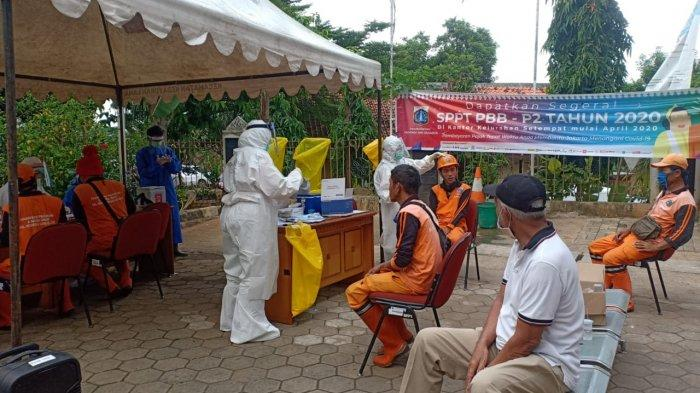 UPDATE Kasus Covid-19 di DKI Jakarta 17 Oktober 2020: Tambah 974,Pasien Positif Tembus 93.356