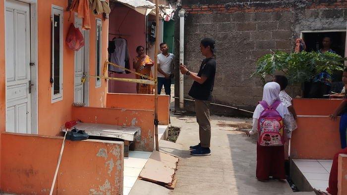 UPDATE Tetangga Ceritakan Detik-detik Penangkapan Pasutri Terduga Teroris di Tambun Bekasi