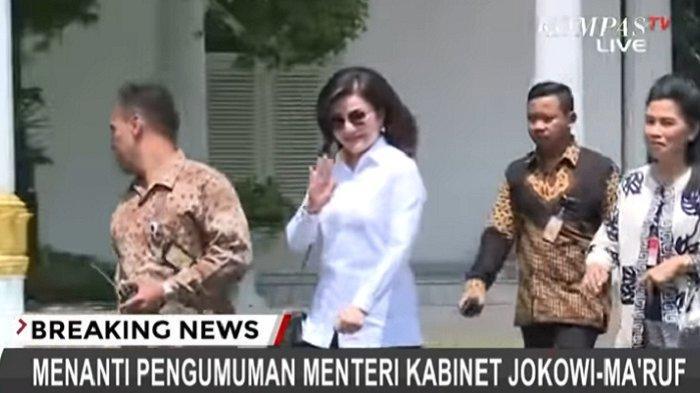 Sempat Berlenggok di Istana, Dipastikan Bupati Minahasa Selatan Bukan Calon Menteri