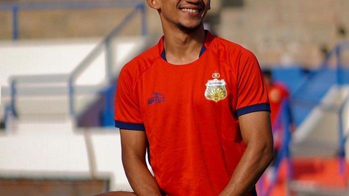 Gelandang Bhayangkara Solo FC Teuku Muhammad Ichsan Tidak Gentar Hadapi Lawan di Piala Menpora 2021