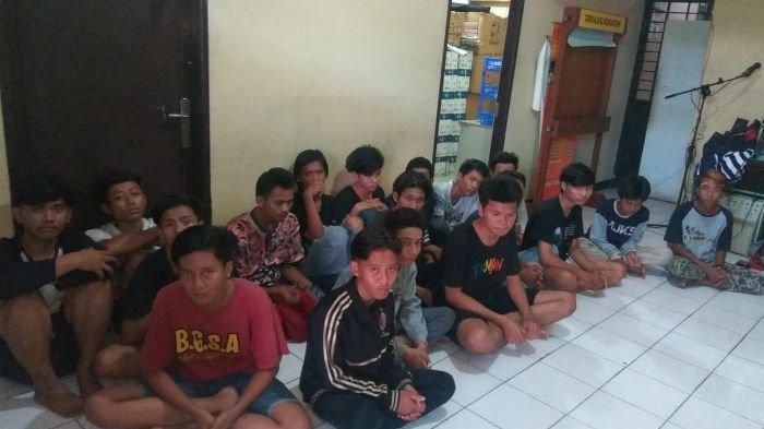 17 Pemuda Diamankan Usai Satu Orang Tewas dalam Tawuran di Cinere