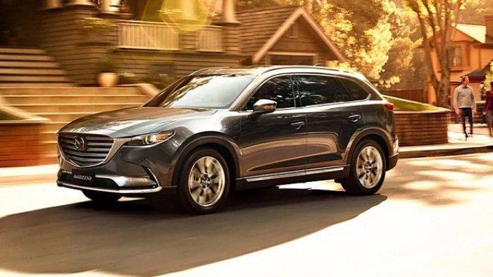 SUV Mewah The All-New Mazda CX-9 AWD Mengaspal, Ini Kecanggihan, Spesifikasi, dan Harganya