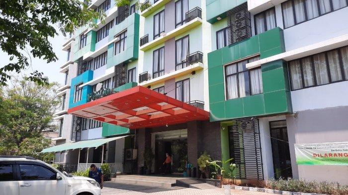 4 Orang Dinyatakan Sembuh, Masih Ada 18 Pasien Virus Corona Dirawat di The Green Hotel