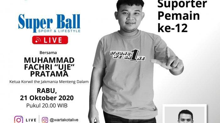 Pendukung Persija Jakarta Korwil The Jakmania Menteng Dalam Bicara tentang Suporter Pemain ke-12