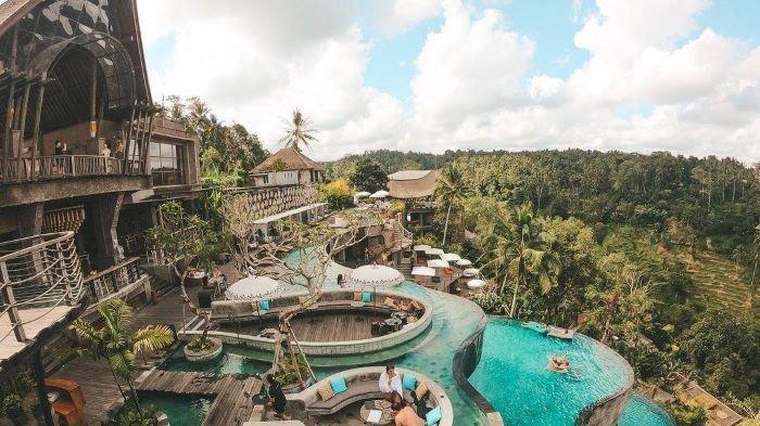 Berada di Kawasan Ubud, The Kayon Jungle Resort Raih Penghargaan World Luxury Hotel Award 2020