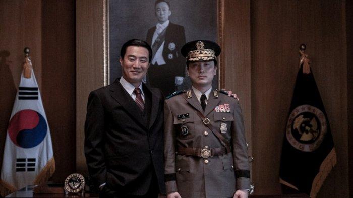 Film Box Office Korea Selatan The Man Standing Next Ditayangkan di Indonesia