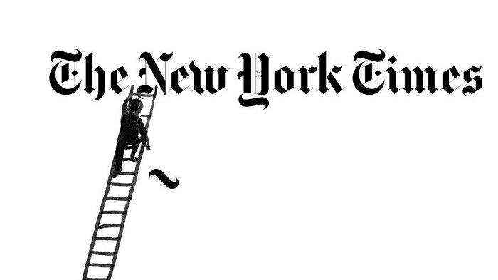 Editor New York Times Mundur Gara-gara Opini yang Dukung Donald Trump Kerahkan Militer Tuai Protes