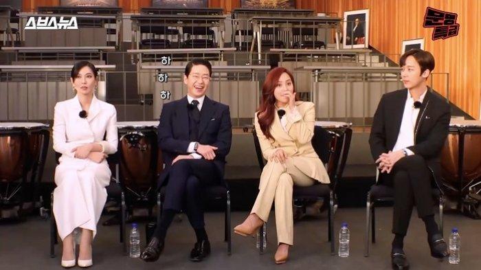 Drama Korea The Penthouse, Ucapan Lee Ji Ah saat Menghembuskan Napas Terakhirnya