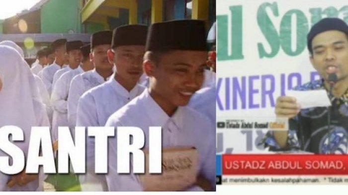 Kritikan Pedas Ustadz Abdul Somad Film The Santri, Apalagi Ada Adegan Tak Sesuai Alquran