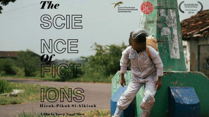 Film The Science of Fictions yang Dibintangi Gunawan Maryanto Diputar di Bioskop Mulai Kamis Ini