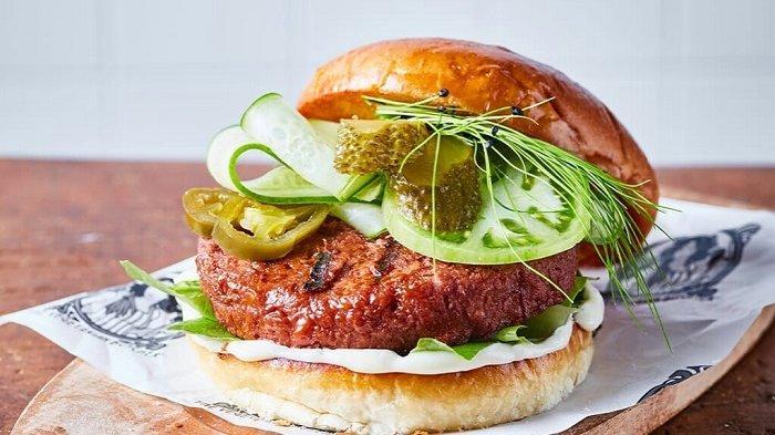 Unilever Food Solutions Hadirkan Daging Nabati di Gerai Burger King