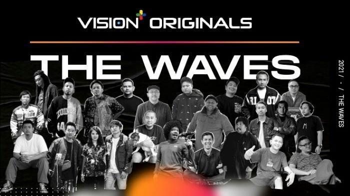Kenalkan Sejarah Fashion Indonesia, Vision+ dan USS Network Garap Konten Video Original 'The Waves'
