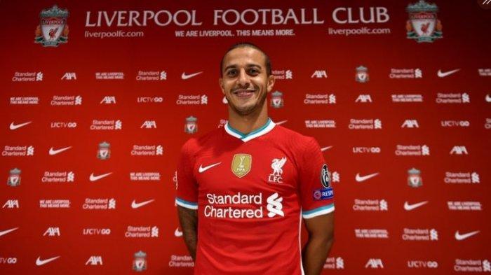 Jelang Laga Chelsea vs Liverpool, Klopp Siap Turunkan Pemain Anyar Thiago Alcantara