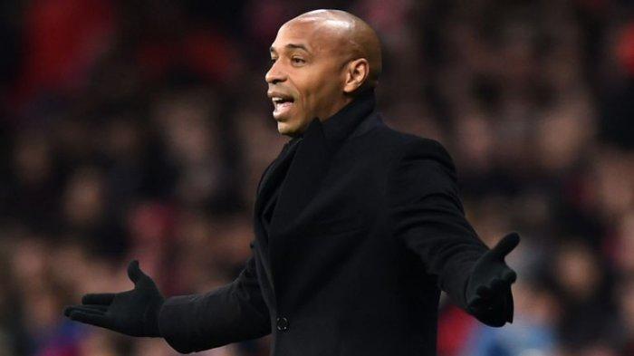 Cesc Fabregas Yakin Thierry Henry Bisa Bangkit Lagi