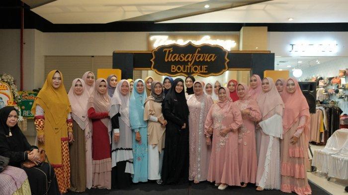 Tiasafara Botique Beri Warna Baru Bagi Pecinta Busana Muslim Modern