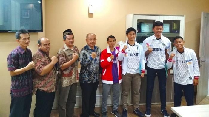 Tiga Pelajar SMP Tangsel Dapat Kesempatan Belajar Sepakbola di Negeri Sakura