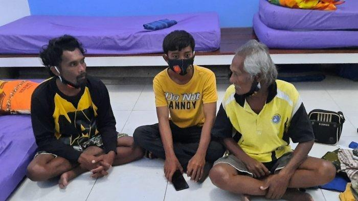 KISAH HEROIK Nelayan di Berau Selamatkan Warga Malaysia yang Terombang-ambing Selama 10 Hari di Laut