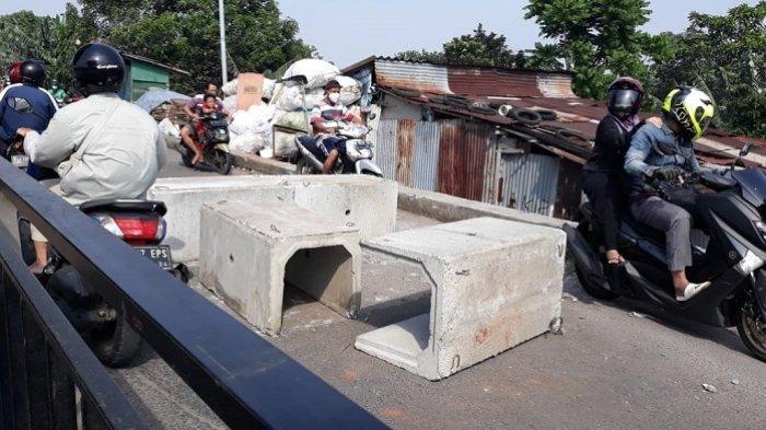 Di Kecamatan Pasar Rebo Ada Enam Jalan Tikus, Aparat Gabungan Langsung Tutup
