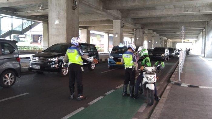 Sidang Tilang Kendaraan Ditunda, Begini Cara Pelanggar dapatkan SIM dan STNK yang Disita Kembali
