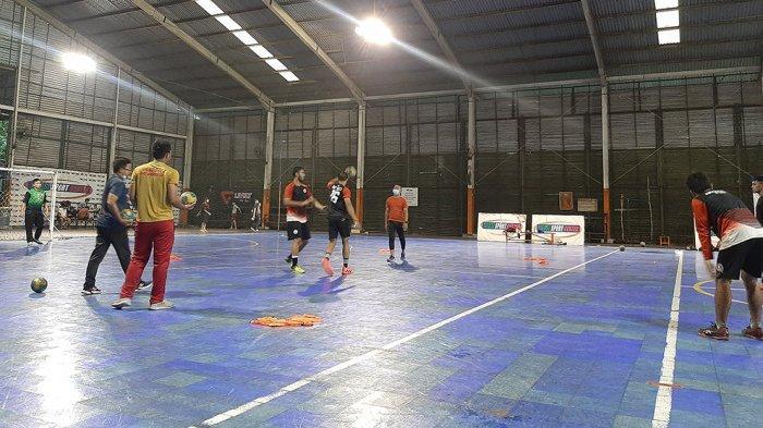 Yusmar Edi Manajer Tim Bola Tangan DKI Jakarta Pasang Target Masuk Final dan Raih Medali Emas