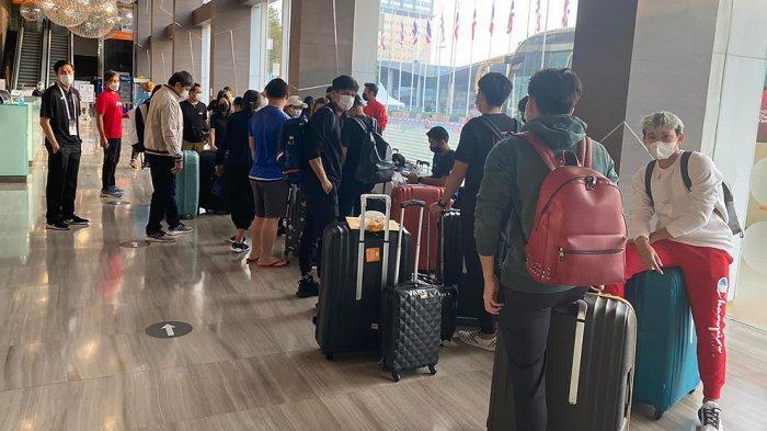 18 Pebulutangkis Indonesia Balik Ke Jakarta Usai Berlaga di Dua Turnamen Thailand Open 2021