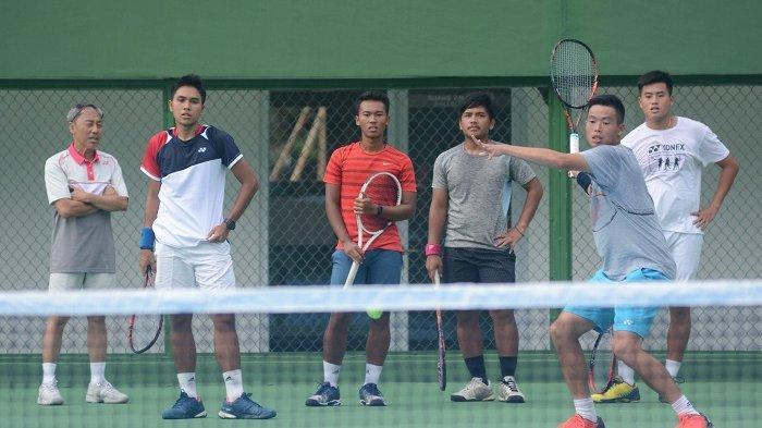 Tim Piala Davis Masuki Proses Pemulihan