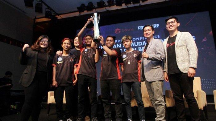 Tim Dranix Esports Mewakili Indonesia Dalam Free Fire World Series 2019 di Brasil