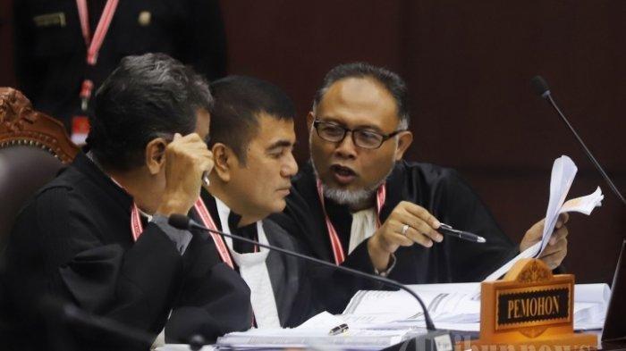 Tim Hukum 02 Akan Lakukan Ini Seandainya MK Putuskan Prabowo Kalah dan Jokowi Menang