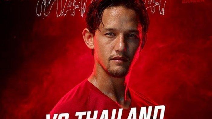 Live Streaming Timnas Indonesia Vs Thailand Malam Ini, Pembuktian Bachdim CS Mereka Layak di Timnas