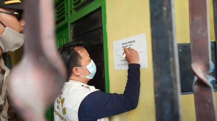 Pendataan Warga yang Mudik, Mulai Dari Tes Antigen Hingga Pemasangan Stiker