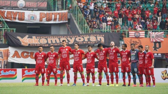Live Streaming Persija Jakarta Vs Borneo FC Main Senin Sore Ini, Macan Kemayoran Perkuat Pertahanan