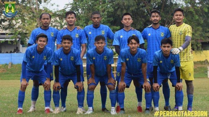 Skuad Persikota Tangerang yang berkompetisi di Liga 3 Indonesia musim 2021/2022
