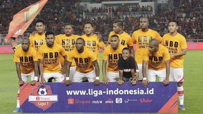 Tim Persipura Liga 1 musim 2019