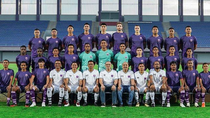 Skuad Persita Tangerang di kompetisi Liga 1 musim 2020-2021