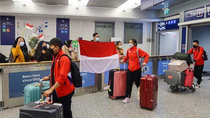 Pesawat Sempat Gagal Mendarat, Tim Piala Sudirman Tiba di Finladia Setelah 14 Jam Penerbangan