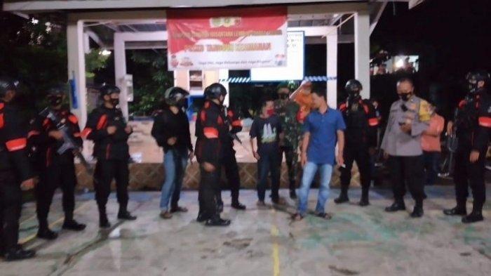 Patroli di Cileungsi, Ini yang Dilakukan Tim Rambo Polres Bogor di Perumahan Pondok Damai