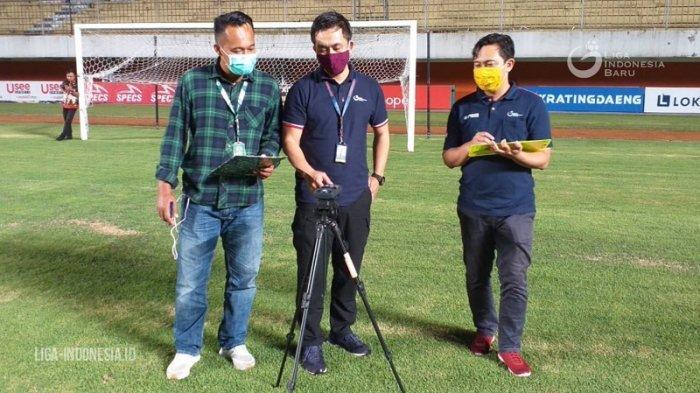 PT Liga Indonesia Baru Sudah Verifikasi Stadion Maguwoharjo, UPT Stadion Masih Tunggu Hasil