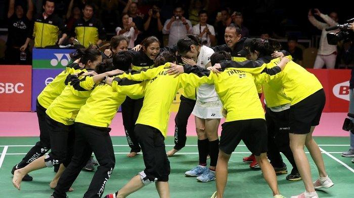 Busanan Ongbamrungphan: Mimpi Jadi Kenyataan Bawa Thailand ke Final Piala Uber 2018