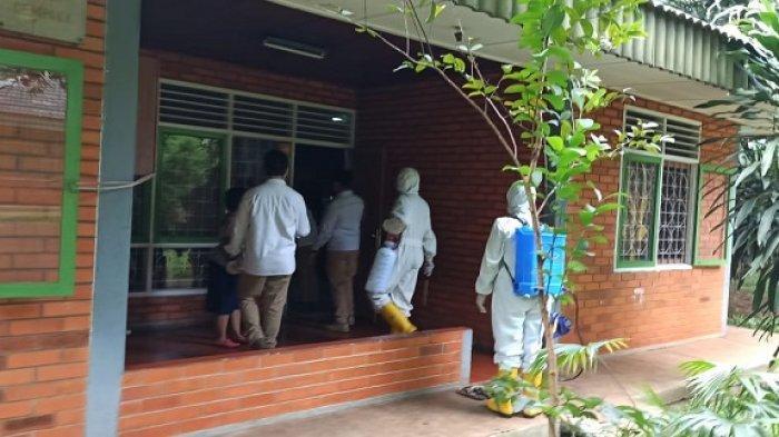 Sudah 842 Titik di Jakarta Timur Telah Disemprot Disinfektan, Kecamatan Cakung Terbanyak