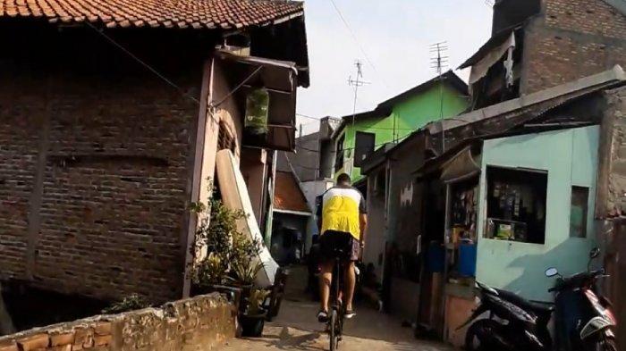 (BERITA VIDEO) Bersepeda Lintas Gang ke Gang dari Tapos Sampai Jalan Margonda Depok