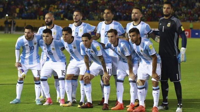 Bursa Prediksi Ragukan Argentina Kalahkan Kroasia