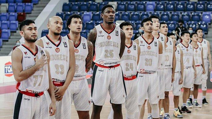 Maulana Fareza Tamrella Manajer Timnas Basket Indonesia Kecewa Kualifikasi FIBA Asia Dibatalkan