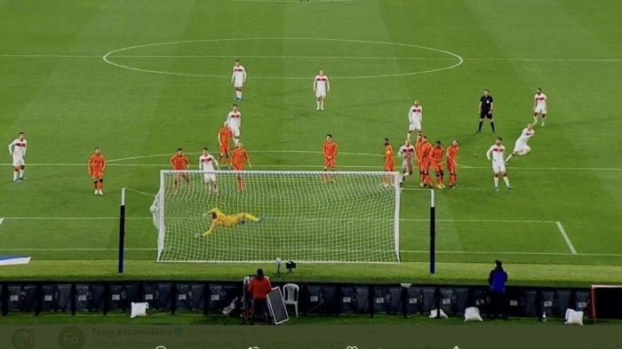 Profil Timnas Turki, Tak Bisa Diremehkan, Pernah Hajar Belanda 4-2 di Kualifikasi Piala Dunia 2022