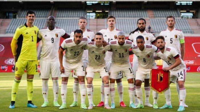 Hasil Ujicoba Euro 2020, Belgia vs Kroasia 1-0 Gol Lukaku, Inggris vs Rumania 1-0 Gol Rashford