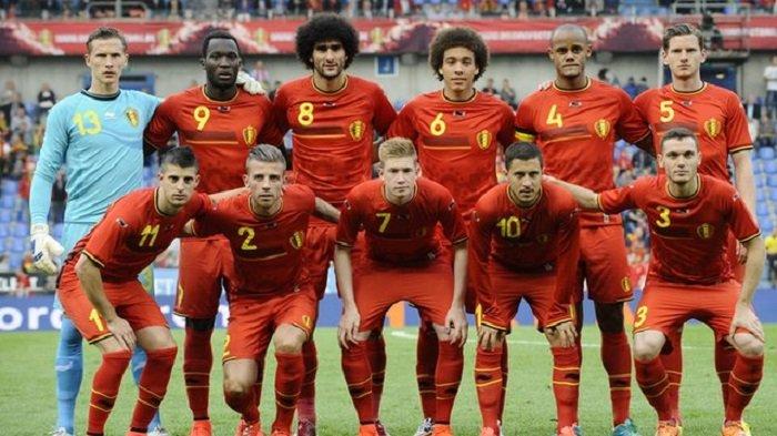 Belgia Pilih Moskow untuk Lokasi Penginapan Selama Piala Dunia 2018