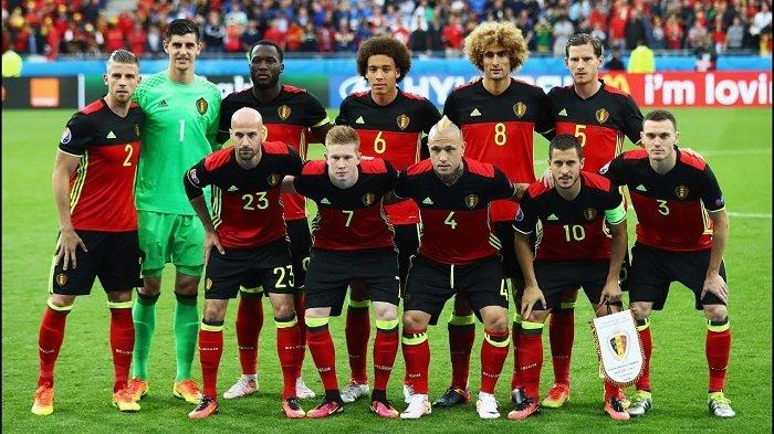 Belgia Duduk Peringkat Ketiga Piala Dunia 2018 Usai Taklukan Inggris 2-0
