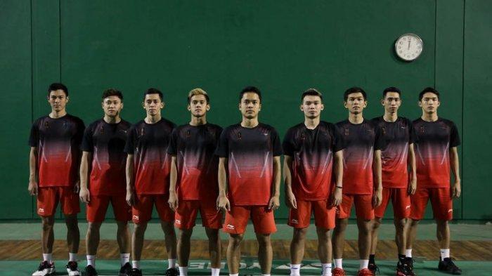 Kalahkan Malaysia 3-1 di Final, Bulutangkis Beregu Putra Tambah Medali Emas untuk Indonesia