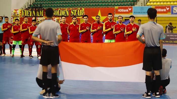 Hadapi Myanmar di Semifinal, Timnas Futsal Indonesia Punya Catatan Bagus