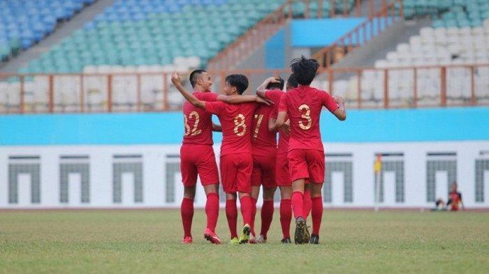 Timnas U-15 Indonesia Bertemu Vietnam di Perebutan Tempat Ketiga