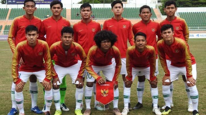 HASIL AKHIR Timnas U-19 Indonesia Takluk di Tangan Iran 2-4